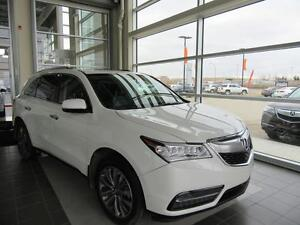 2015 Acura MDX Technology Package NAVIGATION, DVD, HEATED STE...