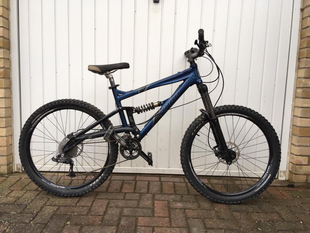 Dual Suspension Haro Mtb >> Haro Extreme X2 Full Suspension Mountain Bike S In Cambridge Cambridgeshire Gumtree