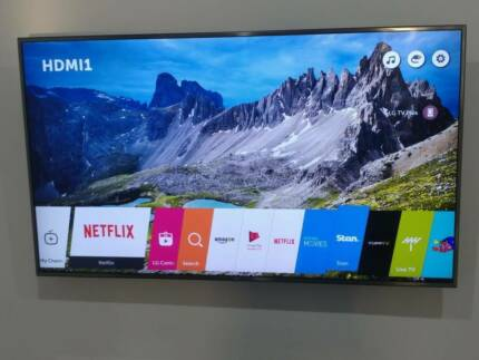 "LG 65"" 4K ULTRA HD HDR Smart TV with WebOS 3.5"