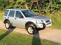 Landrover freelander td4 adventurer
