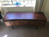 Upcycled mid-Century Sideboard