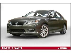 2014 Honda Accord Touring V6 - CUIR - TOIT - NAVIGATION