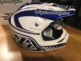 Troy Lee Delta Air helmet - new with tags