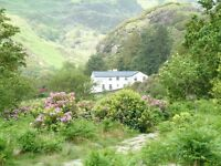 General Assistants for Country Hotel in Snowdonia, North Wales
