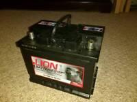 LION car battery