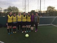 Ladies Football - 5 aside competitive games in the league in Leeds - Women/girls Wanted