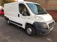 NO VAT 58 2009 Fiat Ducato 2.2 Multijet, FSH, like Peugeot Boxer, 12 months MOT, Great Condition
