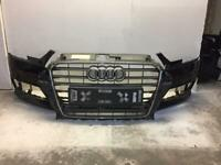 Audi A3 s line 2016 2017 2018 2019 front bumper / grill