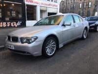 BMW 730d 10months mot