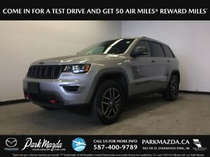 2018 Jeep Grand Cherokee Trailhawk 4x4 - Bluetooth, Backup Cam,