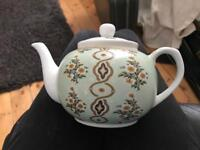Vintage looking teapot