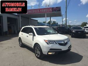 2012 Acura MDX Elite Package SH-AWD 7 PLACES TV/DVD
