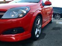 Vauxhall Astra SRI mint 48k