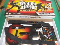 Guitar Hero ~ World Tour Solo Guitar for Wii