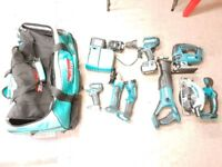 Makita Rechargeable Tools