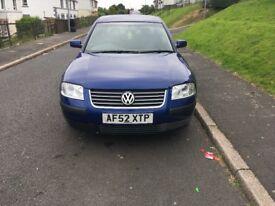 Volkswagen passat £450