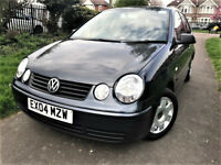 Automatic -- Volkswagen Polo 1.4 Twist 5 Door -- Part Exchange OK- alike vauxhall corsa toyota yaris
