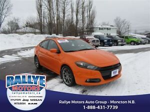 2014 Dodge Dart SXT! ONLY 74K! Alloy! Trade-In! Save!