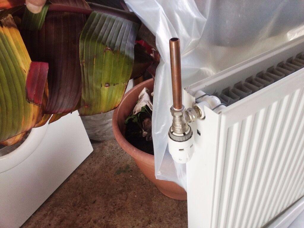 Central heating radiator