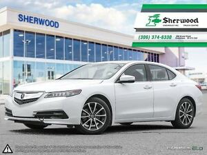 2015 Acura TLX V6 Tech Only 6,000KMS & PST PAID!!