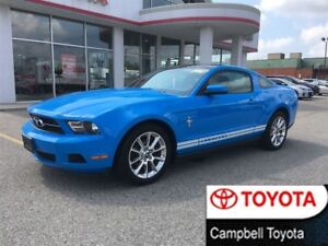 2010 Ford Mustang V6--EXCELLENT SHAPE--LOW KM'S--REAR WHEEL DRIV