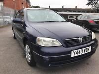 VAUXHALL ASTRA 1.6 ENVOY / AUTOMATIC / 67000 MILES / LONG MOT / LOW INSURANCE / ONLY £745