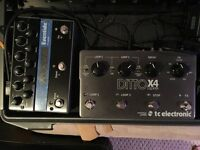 Eventide Time Factor. £290.00 TC Electronic Ditto x4 Looper £190.00 both in MINT Cond home use only.