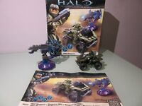 HALO MEGA BLOKS UNSC MONGOOSE 96849 - AUTHENTIC COLLECTORS SERIES - Used
