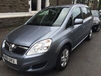 Vauxhall Zafera 1.7 Diesel 2011, Manual Transmission, in Excellent Condition