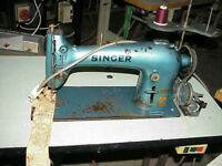 Industrial Sewing Machine to clear