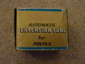 PSL-Aico Automatic Extension Tube BNIB