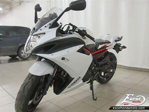 2013 Yamaha FZ6R -
