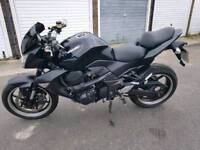 KAWASAKI ZR750 2010 MOTORBIKE..IN VERY GOOD CONDITION