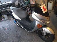 Stunning Suzuki 125CC moped for sale