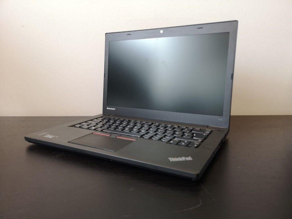 Lenovo Thinkpad T450 Hi Spec i7, 12GB 480GB SSD   in Golders Green, London    Gumtree
