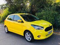 Ford, KA+, Hatchback, 2017, Manual, 1198 (cc), 5 doors