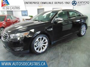 2017 Ford Taurus LIMITED*AWD, CUIR, NAVI, TOIT OUVRANT