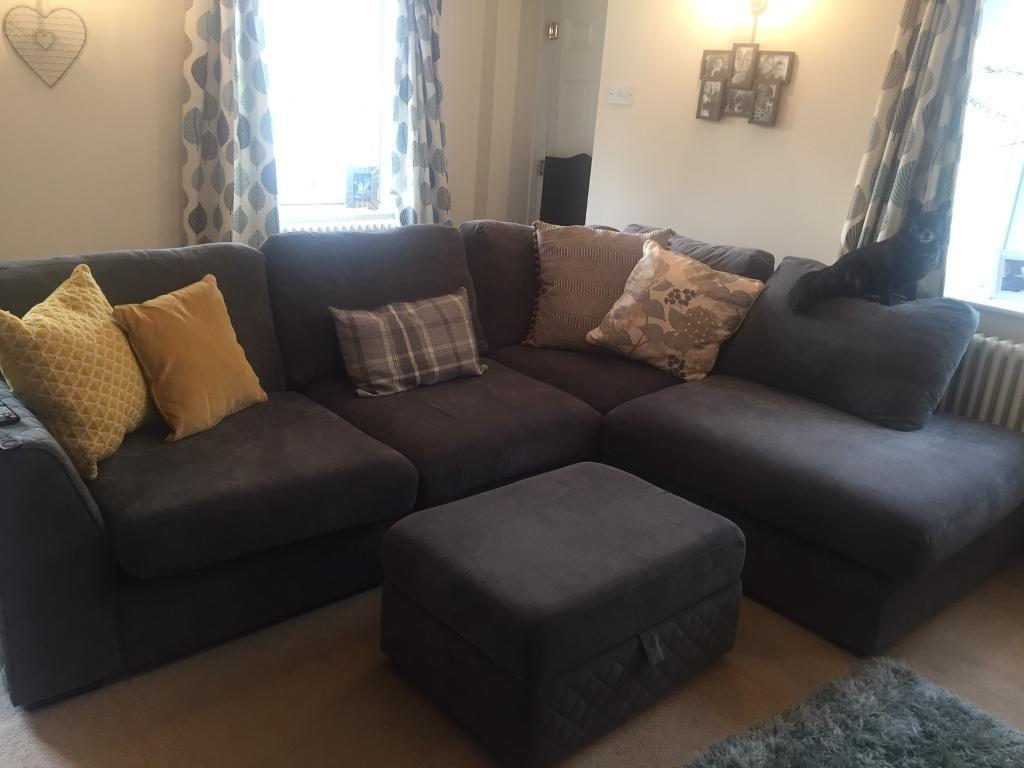 Dfs astaire grey corner sofa in morpeth northumberland gumtree dfs astaire grey corner sofa parisarafo Image collections