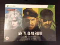 Metal Gear Solid Limited Edition Collection