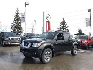 2014 Nissan Frontier PRO-4X LEATHER/NAVI