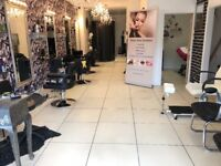 Space to rent for Nail technician