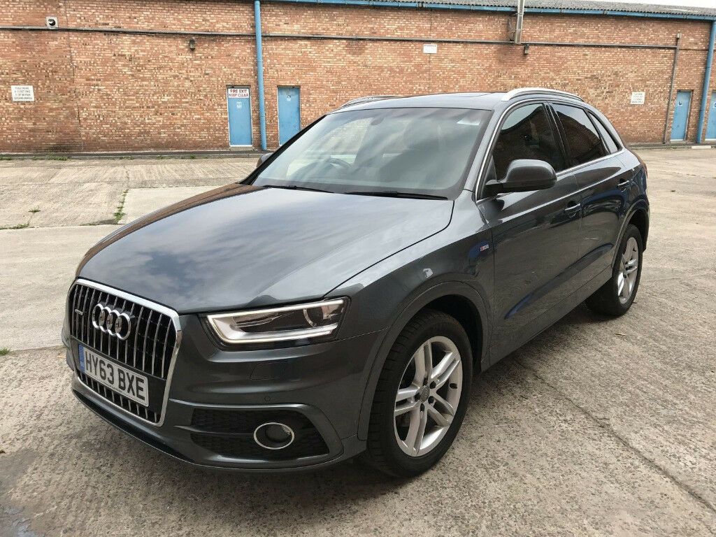 audi q3 2 0 tdi s line auto in immingham lincolnshire. Black Bedroom Furniture Sets. Home Design Ideas
