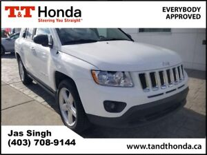 2011 Jeep Compass Limited* Local Car, AUX/MP3,