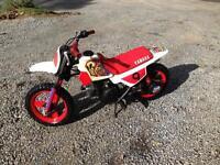Yamaha pw50 child's motorcycle