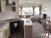 Static Caravan For Sale. Delta Ascot sleeps 6 Fully Sited. £ 27,995.00
