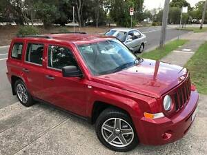 2008 Jeep Patriot Sports LONG REGO LOGBOOKS Low Ks 2 Keys Mags A1 Sutherland Sutherland Area Preview