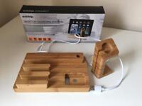 Desktop charging station