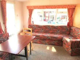 2 Bed Pre Owned Atlas Mirage Static Caravan, Ingoldmells Family Park Skegness Holiday Home Sale