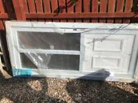 Pls double glazing doors brand new for sale size h 210mm w93mm