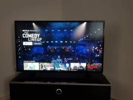 43 inch LG ultra HD tv